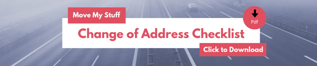 change of address checklist pdf download